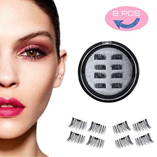 bddd793b06a 3d beauty: the 3d effect will give you the most glamorous look you can  imagine. Lightweight and easy to use: the false lashes will seamlessly  blend with ...