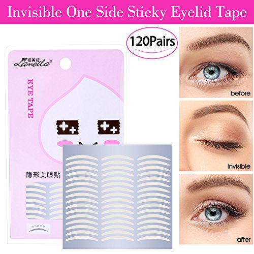 Perfect For Hooded Droopy Uneven Or Mono Eyelids 120