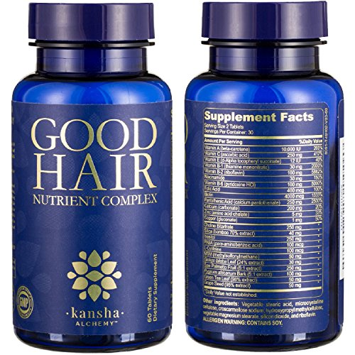 Fastest Acting Hair Growth Vitamins  4X Stronger Than