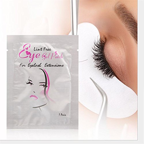 Disposable goods, clean and healthy. When used during the eyelash extensions service, it holds down the lower lashes while giving a luxurious treatment to ...